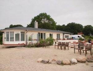 Kiek ut Kitzeberger Strand