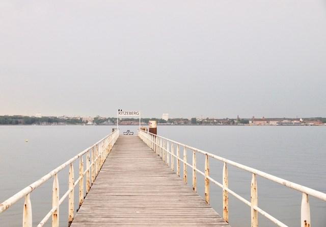 Anleger Kitzeberger Strand