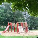 Klettergerüst - Spielplatz Schützenplatz in Kiel
