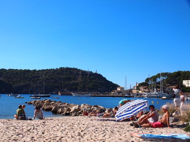 Playa de Soller - Mallorca, Cala millor, Hotel Marins Playa - Auf Reisen