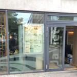 Eingang - JaViet, Vietnamesisches Restaurant, Kiel
