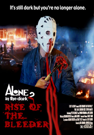 alone in the dark slasher sequel