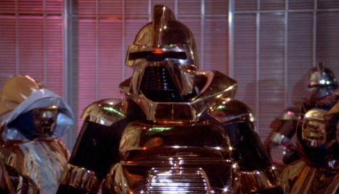gold cylons
