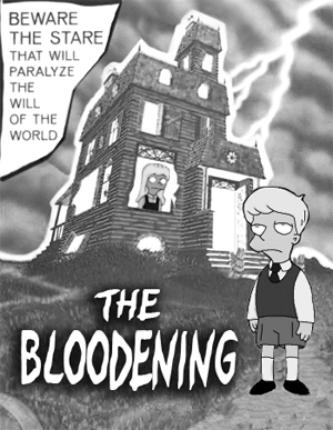 the simpsons the bloodening wild barts can't be broken