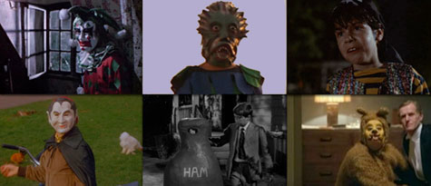 scary halloween costumes from movies