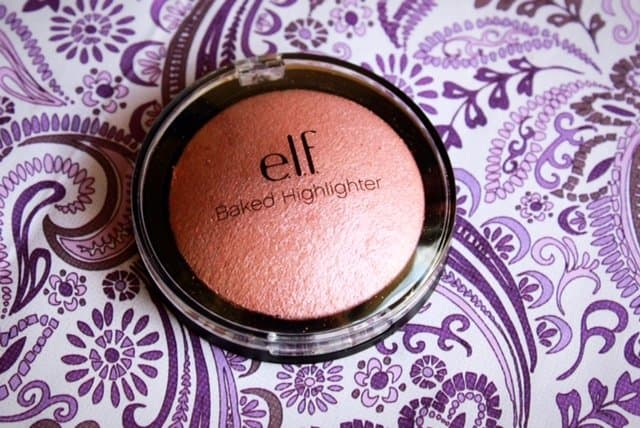 elf baked highlighter review