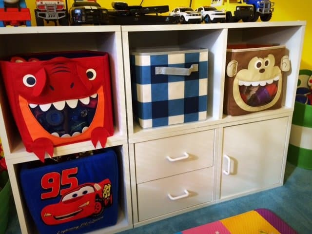 Kids Toy Storage