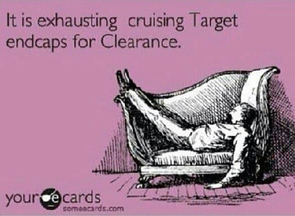 Target Clearance Meme