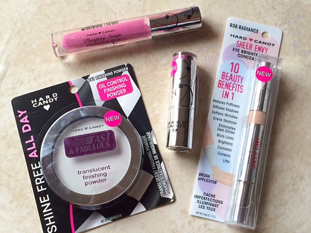 New Hard Candy Cosmetics Review