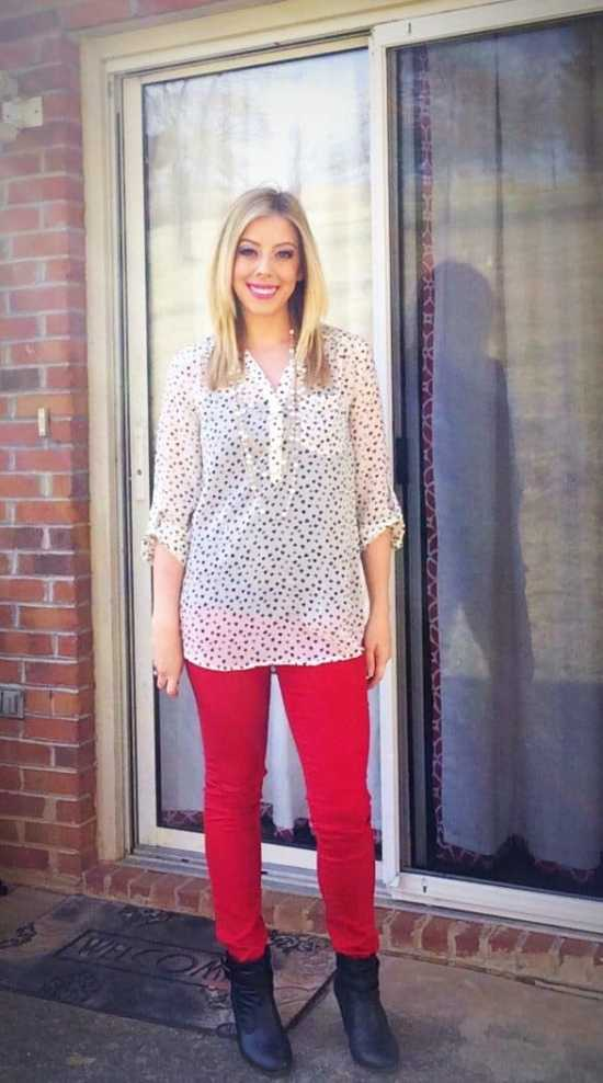 Valentine's Day Outfit: Two Ways