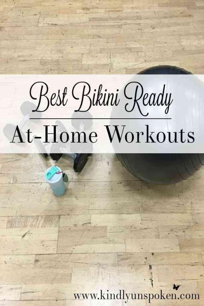 Best Bikini Ready At-Home Workouts