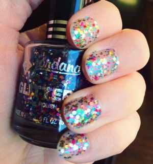 Jordana Nail Polish Gemstones