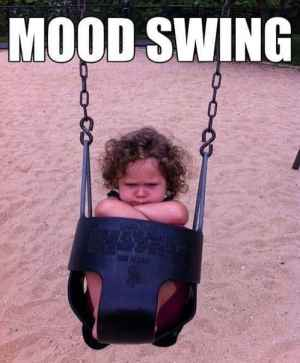 mood swing humor