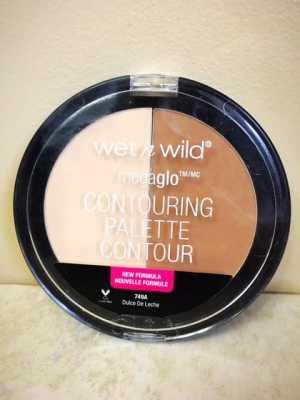 Wet n Wild Mega glo Contouring Palette
