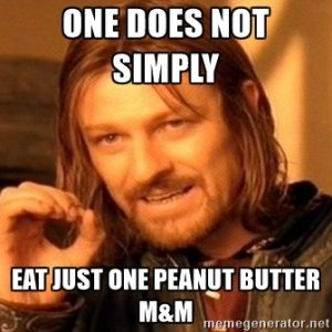 M&M's funny