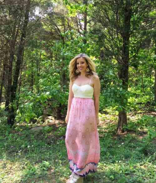Print Maxi Dress (5)