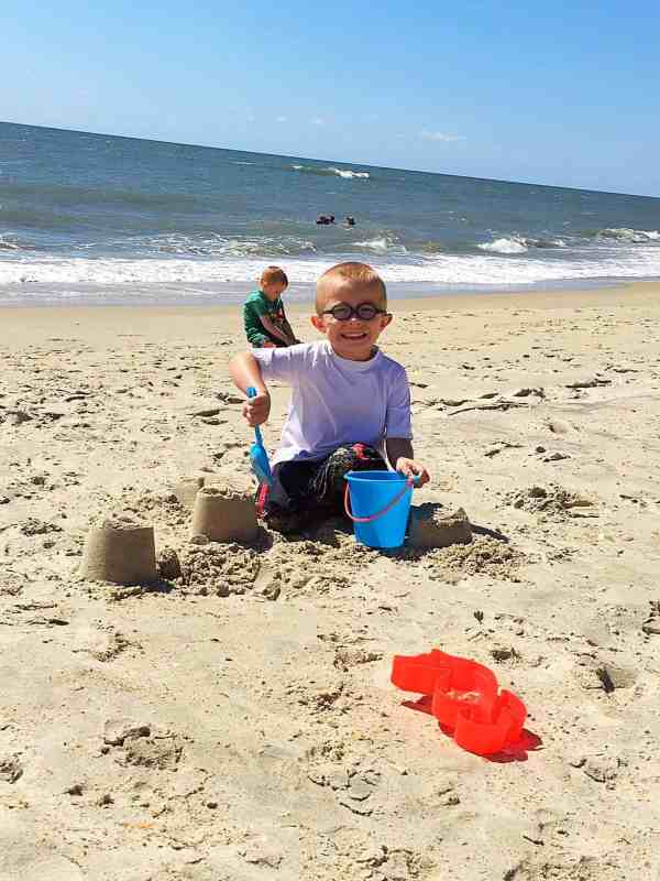Outer Banks Beach Vacation 2016 (1)