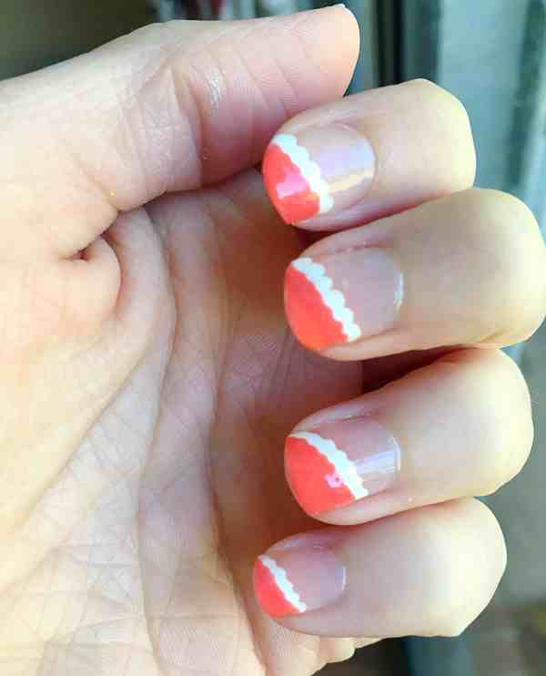 Scalloped Nail Tutorial (14)