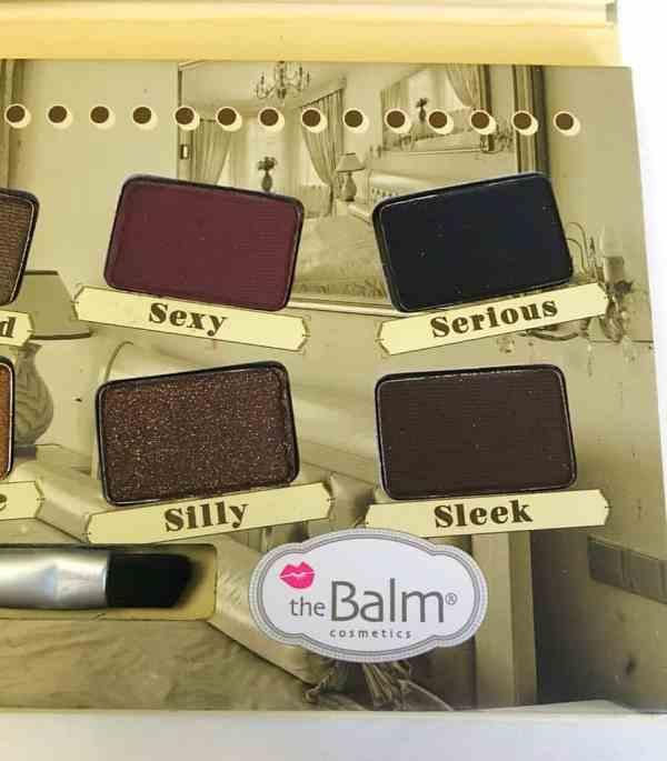 The Balm Cosmetics Nude Tude Palette (10)
