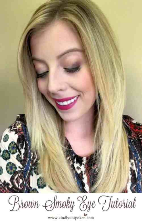 brown-smoky-eye-tutorial-kindly-unspoken-#MyPureRelief