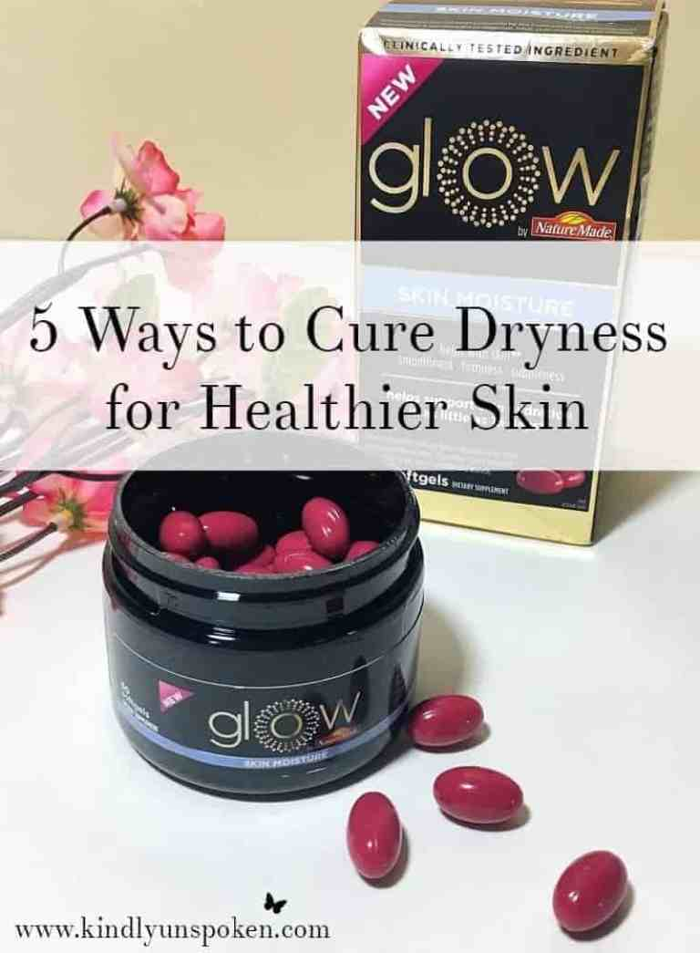 5 Ways to Cure Dryness for Healthier Skin