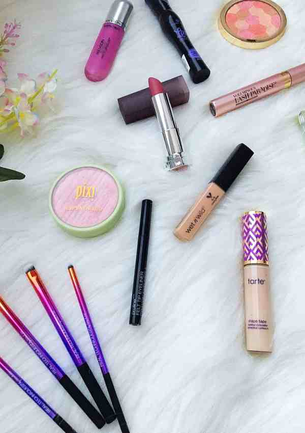 The Best Affordable Makeup & Beauty Products of 2017