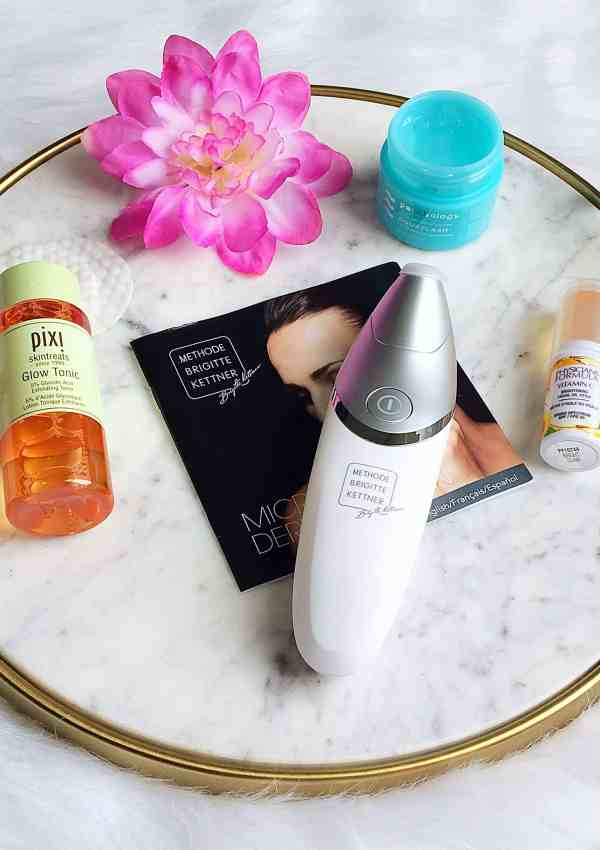 How to Do At-Home Microdermabrasion