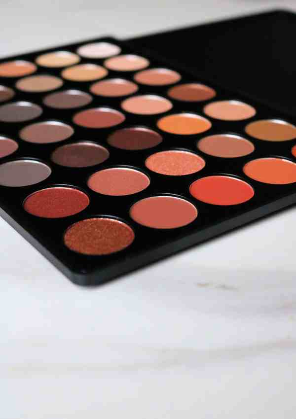 Morphe 350 Nature Glow Eyeshadow Palette Review