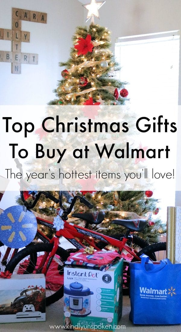 Top Christmas Gifts at Walmart You\'ll Want This Year - Kindly Unspoken