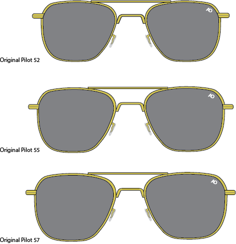American Optical Original Pilots Sunglasses - Kind of Outdoorsy 946944dae56
