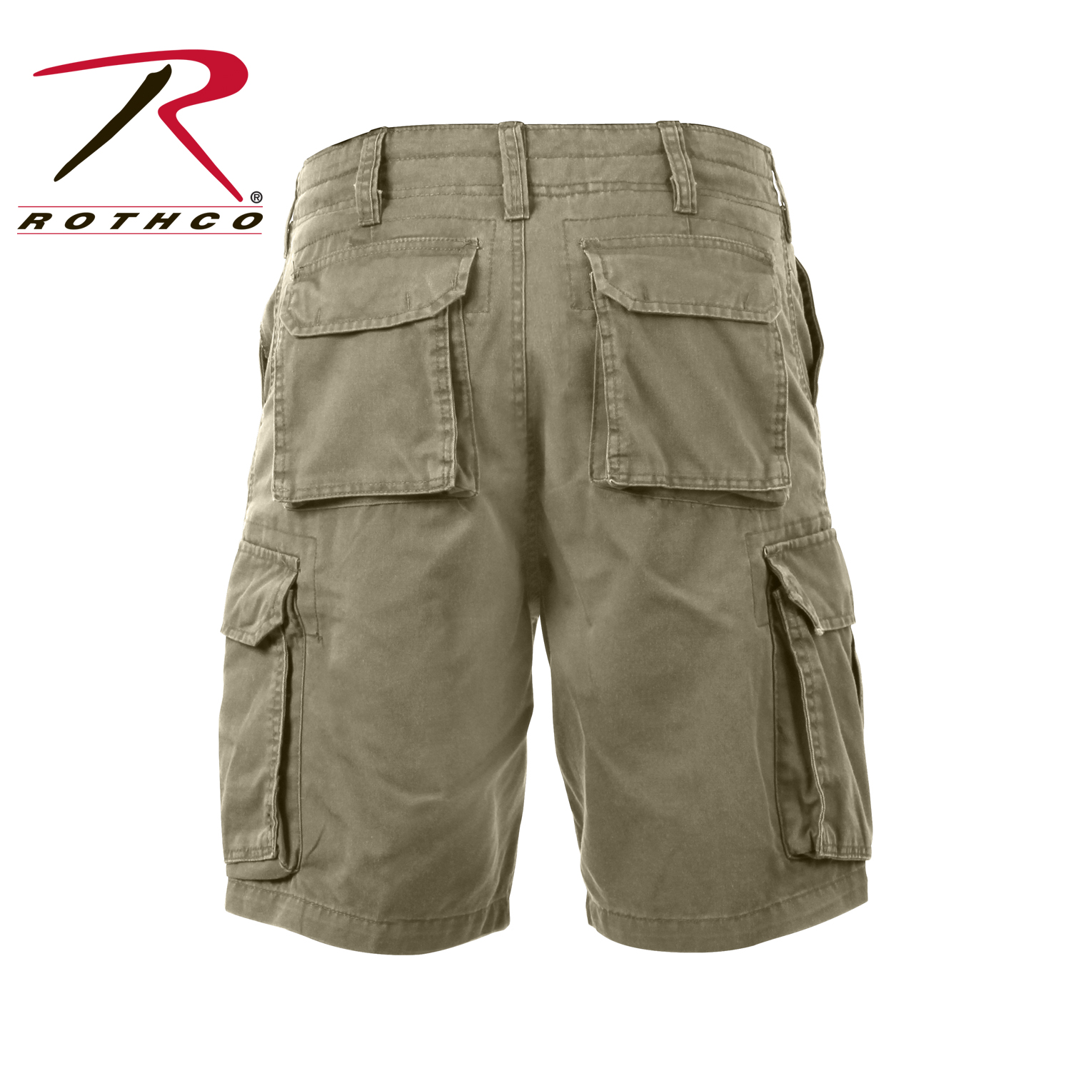 2079f83983 Vintage solid Paratrooper Cargo Shorts - Kind of Outdoorsy