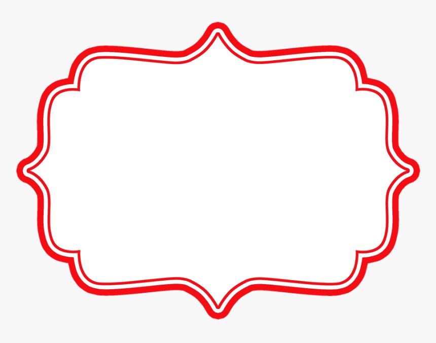 red label frame png transparent png