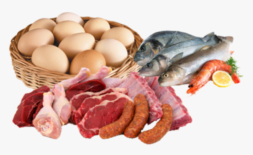 Meat Fish And Egg , Png Download - Meat Fish And Eggs, Transparent ...