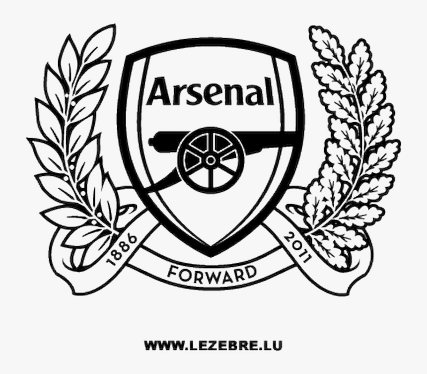 arsenal f c hd png download kindpng