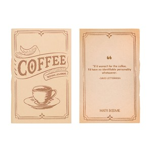 Coffee Tasting Journal