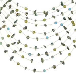 Float Necklace – Green