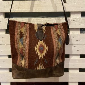 PURSE WOOL LARGE CROSSBODY CARRYALL