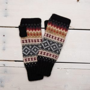 KNIT ARM WARMER SIERRA