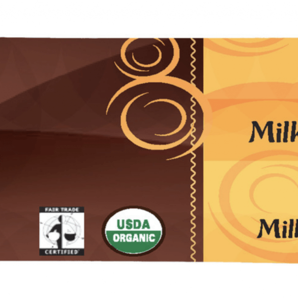 "CHOCOLATE BAR – ""MILK"" CHOCOLATE"