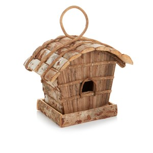 Sustainable Wood Birdhouse