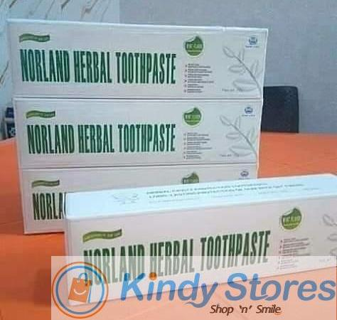Norland Herbal Toothpaste