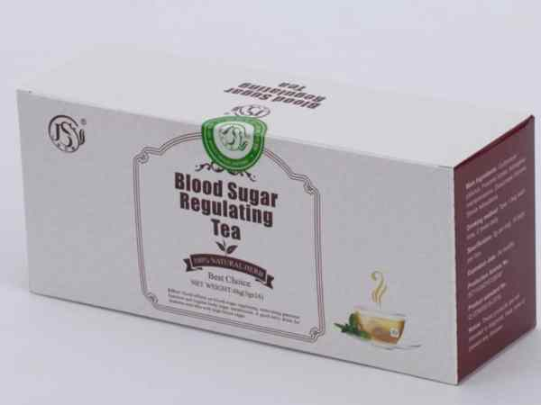 Blood Sugar Regulating Tea