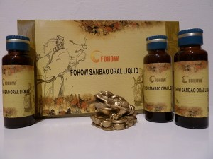 SANBAO ORAL LIQUID