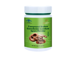 Compound Broken Ganoderma Lucidum Spore Powder