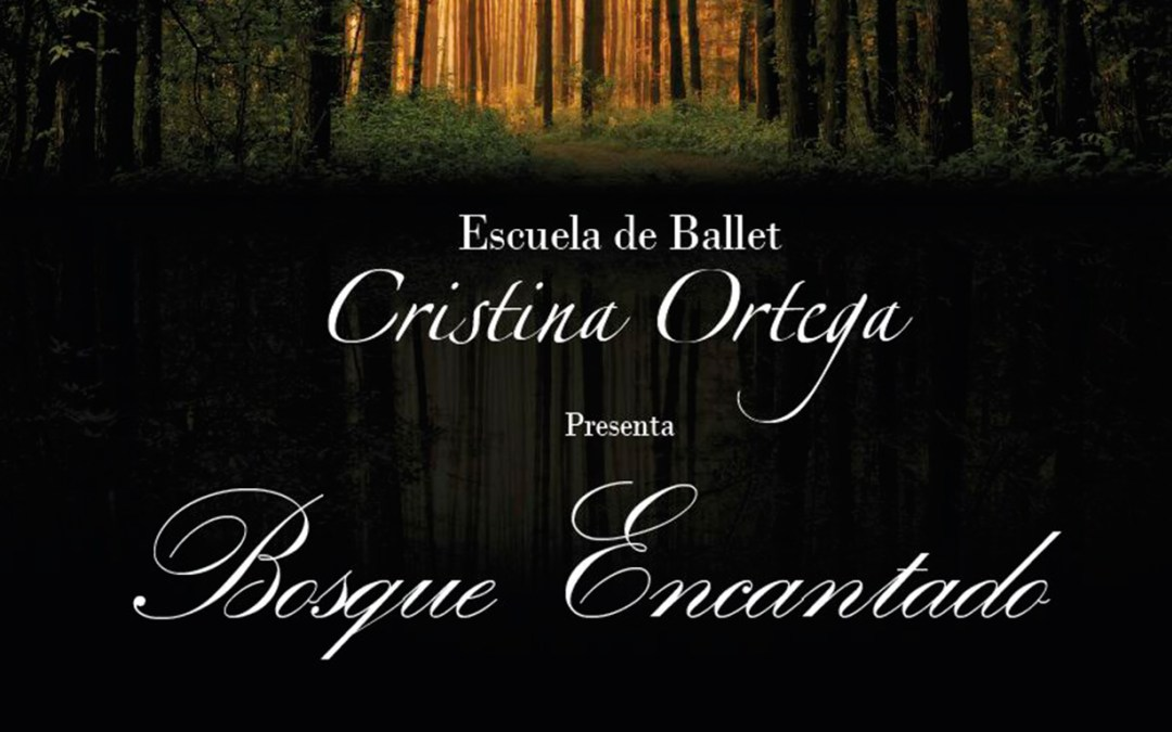 El 24 de Junio la Escuela de ballet de Cristina Ortega se Presenta en el Teatro del Lago.