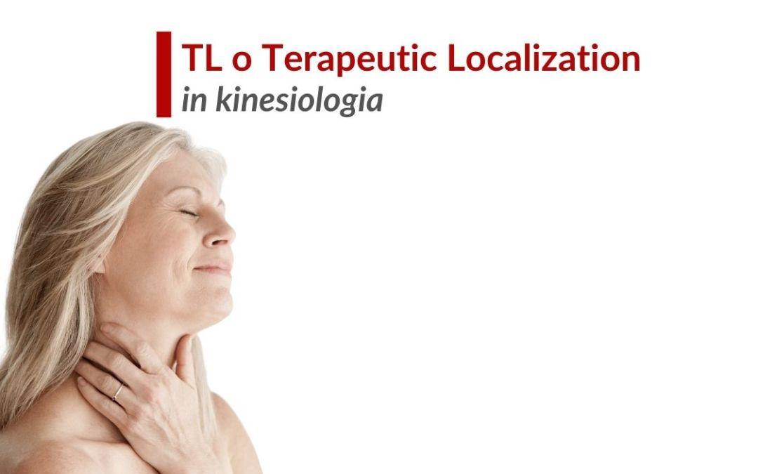 TL in kinesiologia