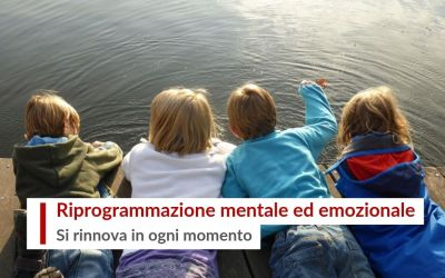 Riprogrammare la mente subconscia e la Kinesiologia Emozionale RD