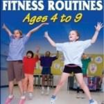 9780736074308--Fun Classroom Fitness Routines Ages 4-9 DVD(有趣的课堂健身年龄4 - 9日DVD)