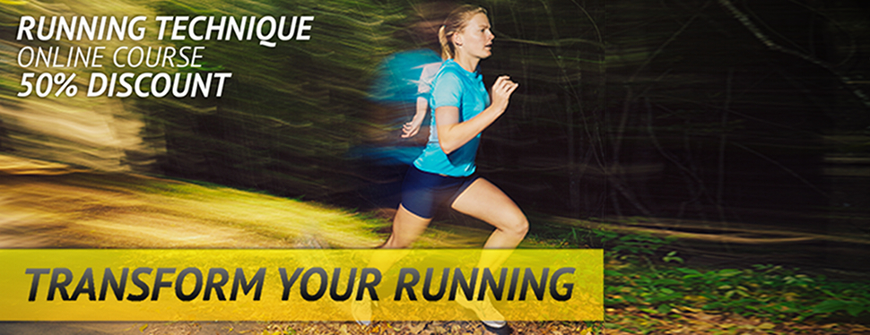 Online Running Technique Course