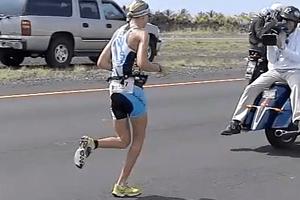 Kona 2011: Running Technique Footage